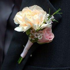 Hoa cài áo 24