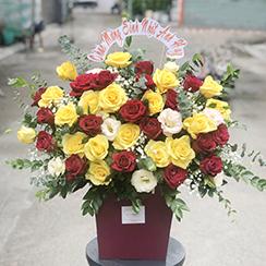 Hoa sinh nhật G596
