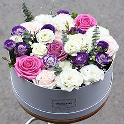 Hộp hoa tươi G1001