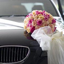 Xe hoa cưới 40