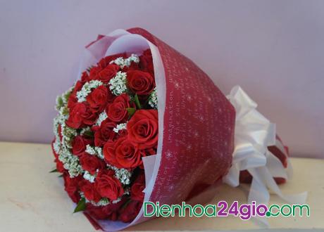 3636da572b Chúng tôi giao Hoa sinh nhật nhanh trong nội thành thành phố từ 30 phút đến  một tiếng. Hoa sinh nhật đẹp