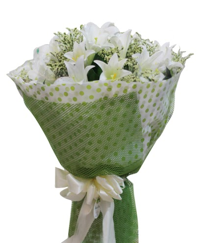 Kết quả hình ảnh cho hoa huệ trắng chúc mừng sinh nhật
