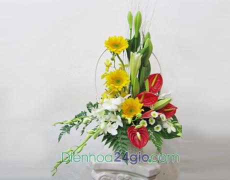Một vài mẹo giúp bạn giữ hoa loa kèn tươi lâu hơn